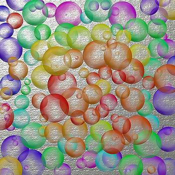 Bubbly Bubbles 2 by Nelma Grace Higgins