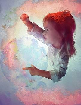 Bubbly bubbles by Richard Okun