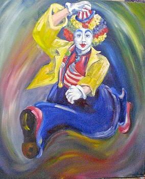 Bubby the Clown by Barbara Kelley