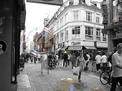 Bublbes. Copenhagen by Cristina Rettegi