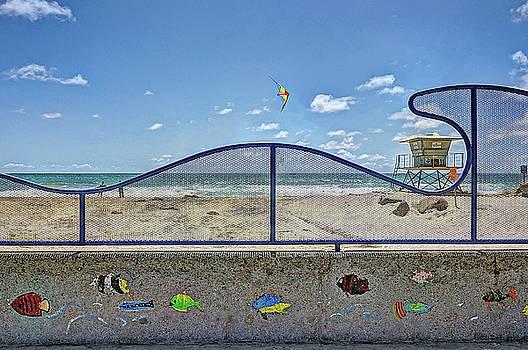 Buccaneer Beach by Ann Patterson