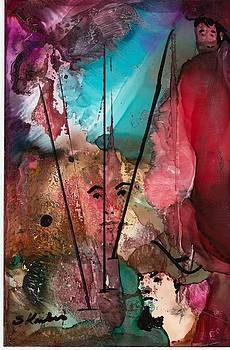 Buccaneers by Susan Kubes