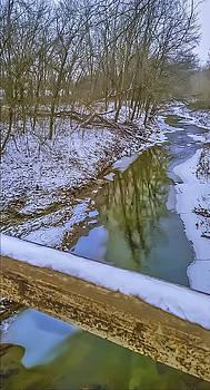 Buck Creek by Larry Bodinson