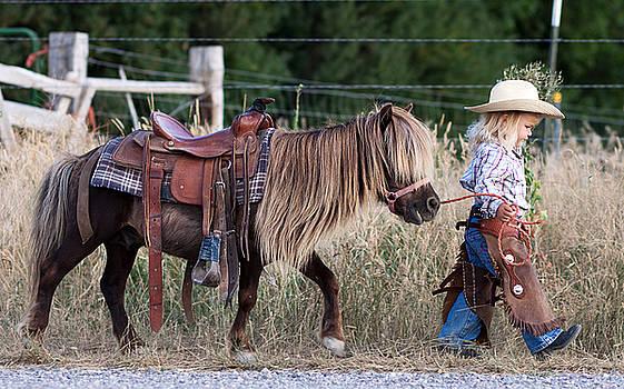 Cindy Singleton - Buckaroo Cowgirl
