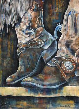 Buckaroo Stance by Patricia Pasbrig
