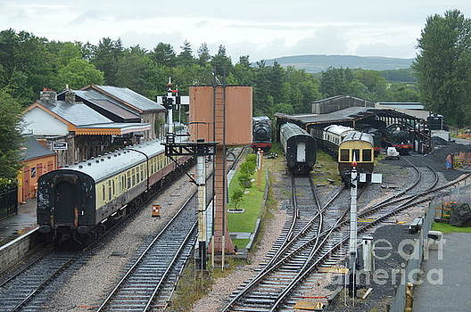 Buckfastleigh Station by Andy Thompson