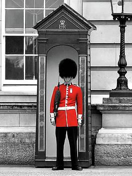 Buckingham Palace by Graham Taylor