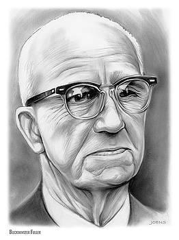 Greg Joens - Buckminster Fuller