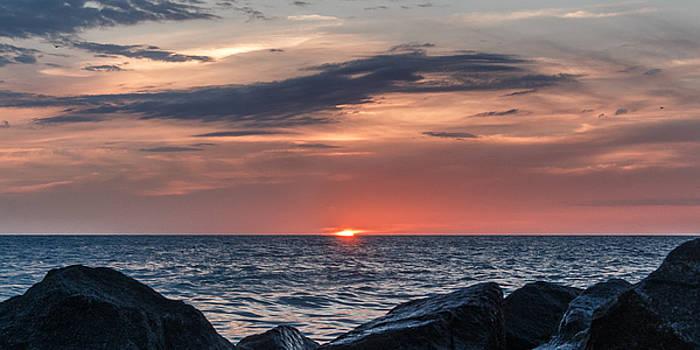 Buckroe Sunrise by Joi High