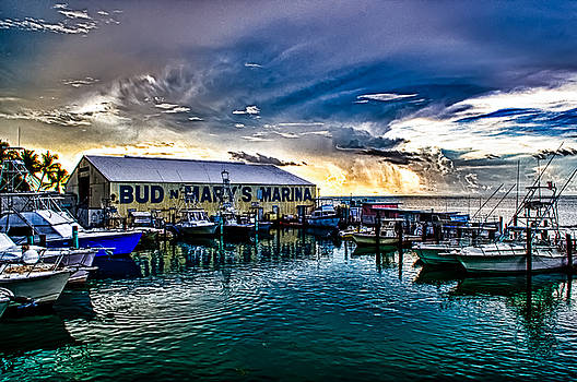 Bud and Mary's by Mike Berry