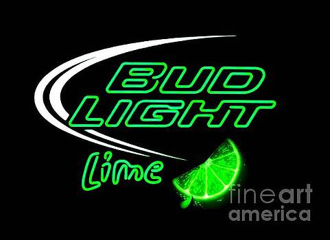 Bud Light Lime Re-edited by Kelly Awad