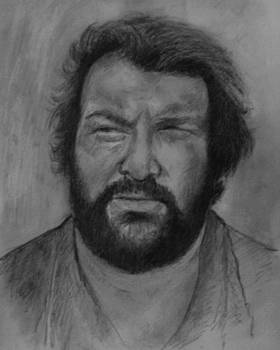 Bud Spencer by Covaliov Victor