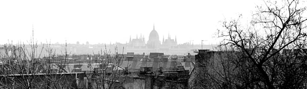 Budapest - A different view by Marc Huebner