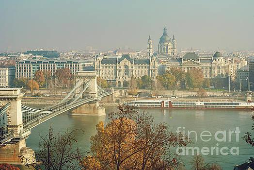 Budapest, Hungary by Jelena Jovanovic