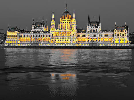 Budapest Lights by Rae Tucker