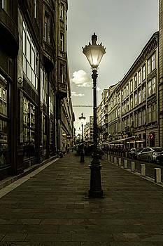 Sharon Popek - Budapest Night Lights