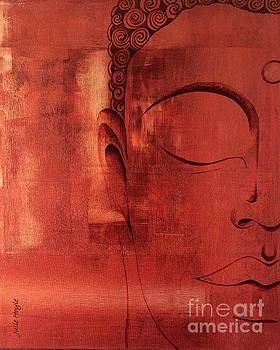 Buddha Appears by Julie Hoyle
