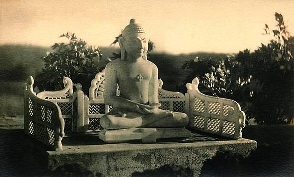 Peter Gumaer Ogden - Buddha At Samarkand Persian Hotel Santa Barbara California 1910