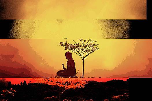 Buddha by Chirag Naik