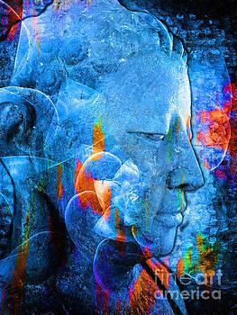 Buddha Coral by Khalil Houri