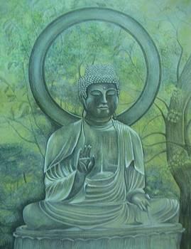 Buddha by D Marie LaMar