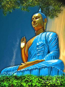 Buddha Daylight by Khalil Houri