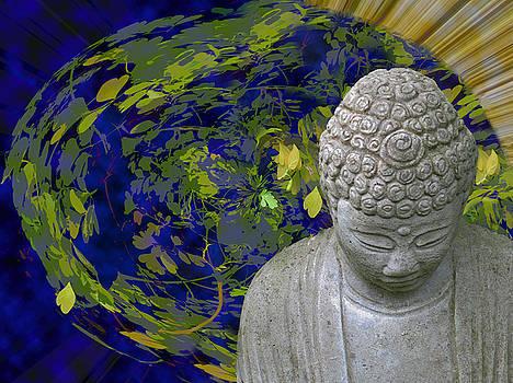 Buddha Dream 1 by Dan McCarthy