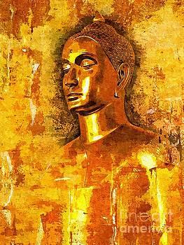 Buddha Grace by Khalil Houri
