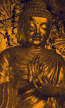 Bliss Of Art - Buddha in meditation