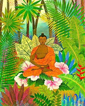 Buddha in the Jungle by Jennifer Baird