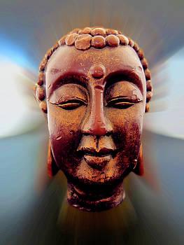 Buddha by Jorge Gomez