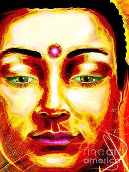 Buddha Love by Khalil Houri