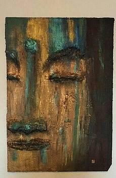 Buddha by Marcia Crispino