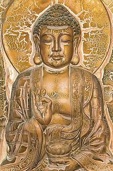 Buddha by Marius Sipa