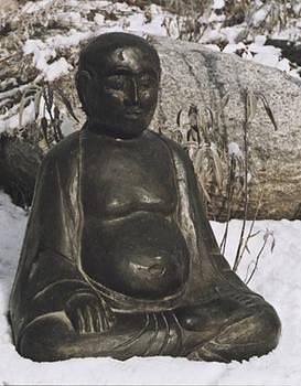 Buddha by Michael Rutland