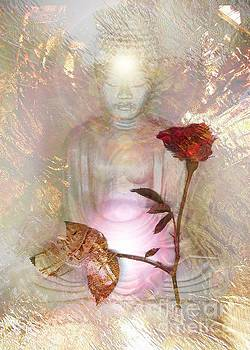 Buddha by Uldra Johnson