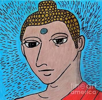 Paulo Guimaraes - Siddhartha the Buddha