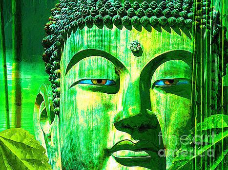 Buddha Rainforest by Khalil Houri