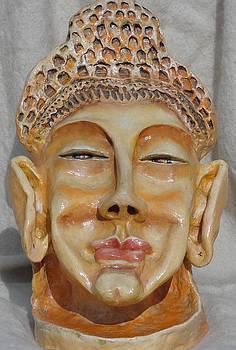 Buddha by Rajesh Chopra