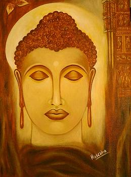 Buddha  by Raksha Art