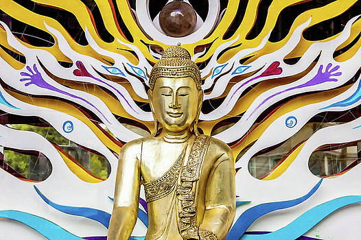 Art Block Collections - Buddha Strings