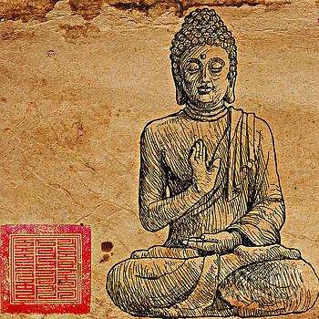 Buddha the Minimalist by Lita Kelley
