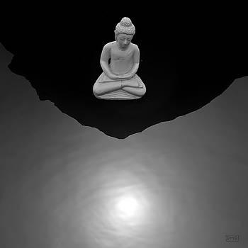 David Gordon - Buddha V  BW