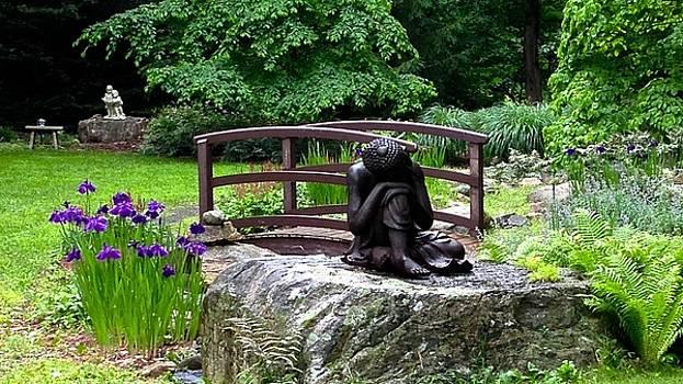 Buddhist Sanctuary   by Suzanne McDonald