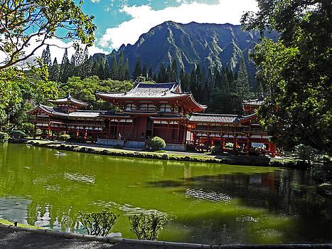 Elizabeth Hoskinson - Buddhist Temple