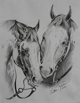 Buddies by Louise Green