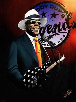 Buddy Guy Legends by Jann Paxton