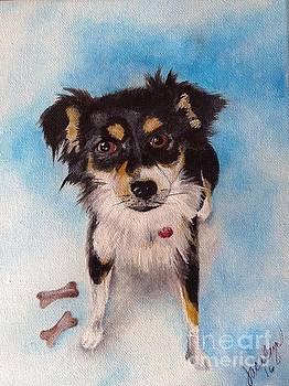 Buddy by Jacalyn Hassler Yurchuck