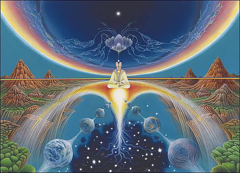 Budhistic Dreams by Leonard Rubins