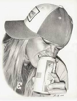 Budweiser Dani by Brian Duey